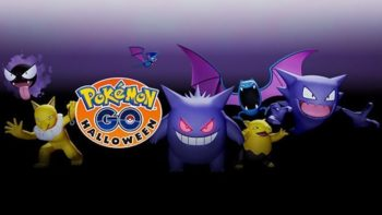 The Pokemon Go Halloween Event Is Now Underway