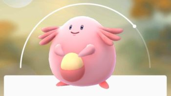 Pokemon Go Guide: Where to Find Chansey