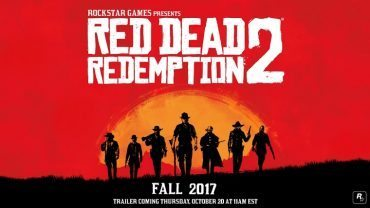 Red Dead Redemption 2 Officially Announced, Coming Fall 2017