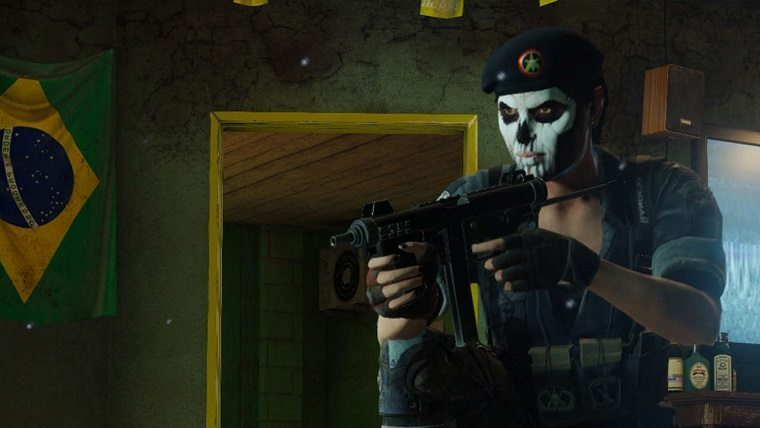 The Skull Rain Expansion Is Now Live For Rainbow Six Siege