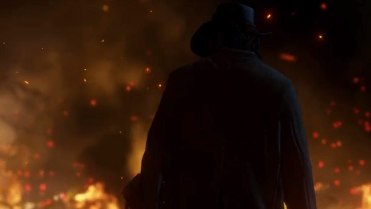 Red Dead Redemption 2 Trailer Doesn't Show Much