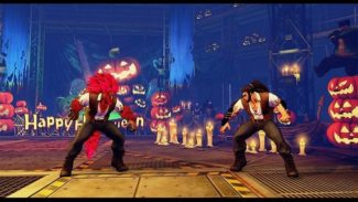 Street Fighter 5 Is Getting A Halloween Update With Holiday Themed Costumes & Stage