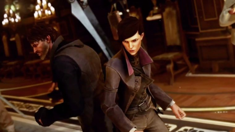 Dishonored 2 Free Trial Is Coming To PS4, Xbox One, and PC This Week News  Dishonored 2