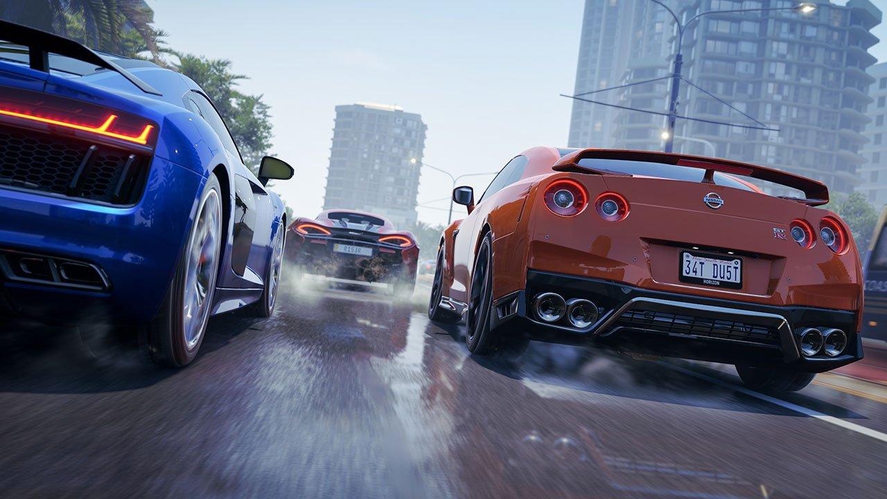 Forza Horizon 3 to get Xbox One X enhancements today