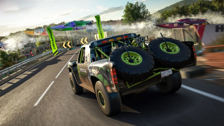 forza horizon 3 windows 10 review attack of the fanboy. Black Bedroom Furniture Sets. Home Design Ideas