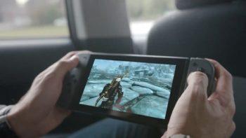 FCC Listing For Nintendo Switch Reveals New WiFi & Bluetooth Details