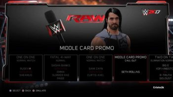 WWE 2K17 Guide: How To Cut A Good Promo (For Extra VC)