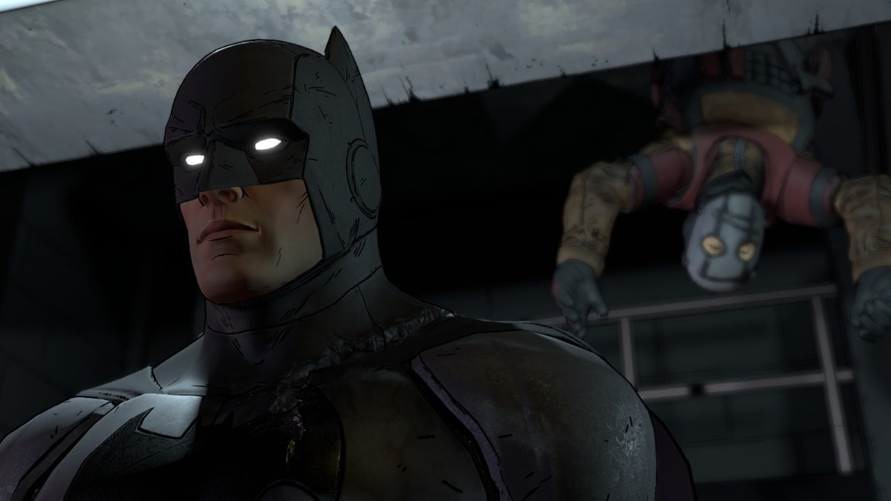 Batman - The Telltale Series batman