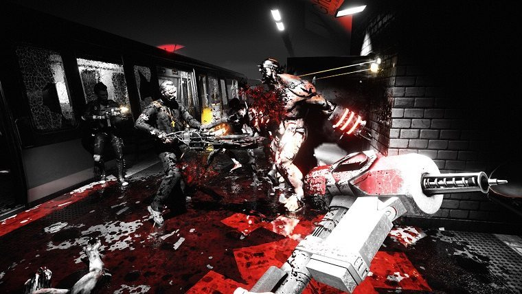 Native 4K Abandoned For Killing Floor 2 On Xbox One X Due to Frame Rate Issues News Xbox  Tripwire Interactive Killing Floor 2 Killing Floor