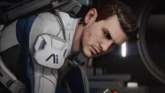 Amazon Lists Mass Effect Andromeda Scott Ryder Toy