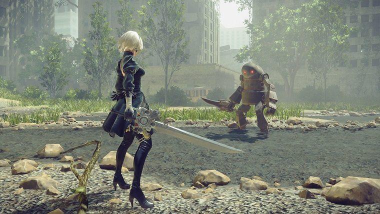 NieR Final Fantasy 15 Collaboration