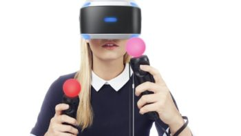 UK: PlayStation VR Sales Set To Exceed Both HTC Vive And Rift Combined