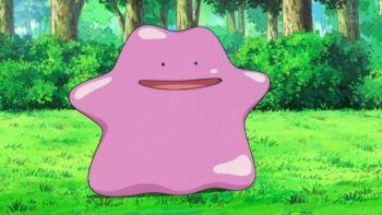 Pokemon Go Update Includes Ditto and Gen 2 Pokemon Info