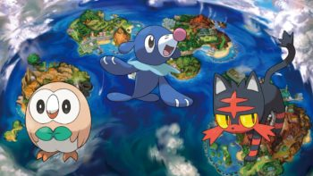 Pokemon Sun and Moon Official Alola Pokedex and Postgame Guide Coming In February