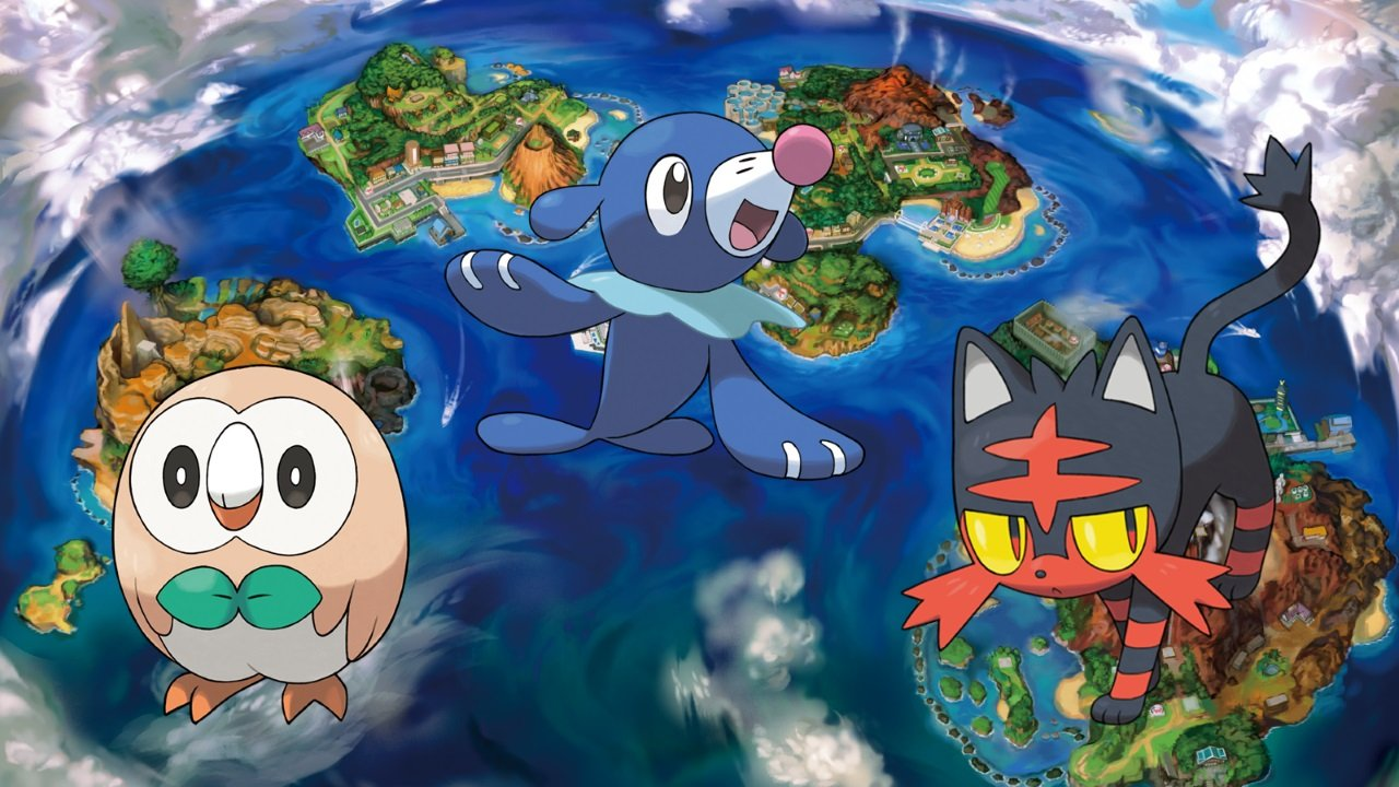 Pokemon Sun and Moon How to Use QR Scanner and Island Scan