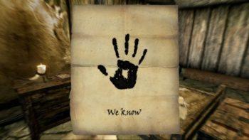Elder Scrolls V: Skyrim Guide: How to Join the Dark Brotherhood