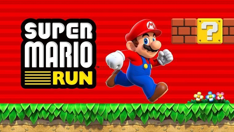 Super Mario Run Update 1.1.0 Adds New Easy Mode News  Super Mario Run Super Mario Nintendo