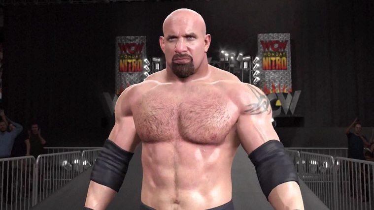 WWE-2K17-Goldberg-Entrance-1