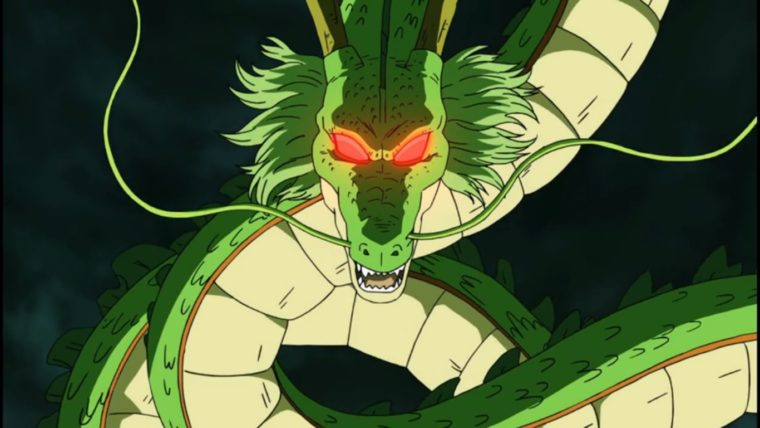 dragon ball super shenron