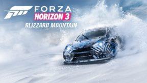 Forza Horizon 3's Blizzard Mountain Expansion Detailed