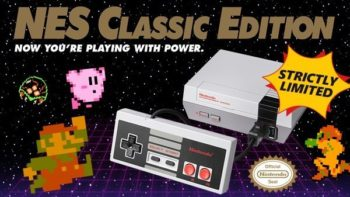 Nintendo Promises a 'Steady Flow' of NES Classic Editions Before the Holidays