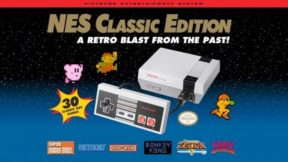 Rejoice: The NES Classic Edition Returns in 2018