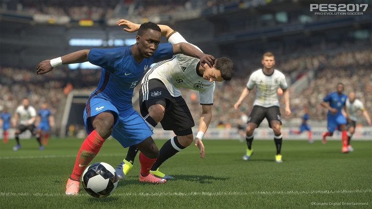 PES 2017 PS4 Pro Update Has Been Delayed By A Month