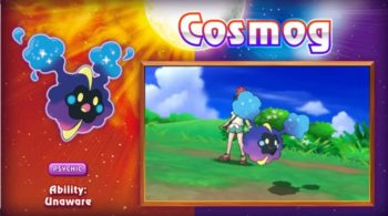 Pokemon Sun & Moon Guide: How to Get Cosmog & Evolve to Solgaleo or Lunala