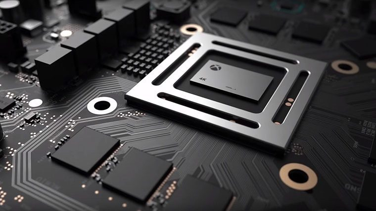 Details Emerge of Microsoft's 'Project Scorpio'