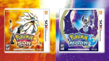 Pokemon Sun and Moon Sell 2.1 Million Copies in Europe in First Few Weeks