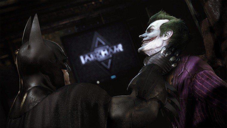 Batman: Return to Arkham PS4 Pro Patch