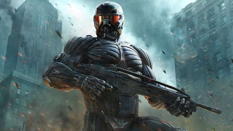 Crysis Crytek Closure Five Studios