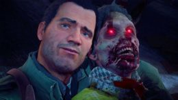 Dead Rising 4 camera selfie