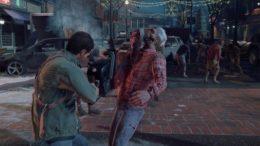 Dead Rising 4 chainsaw