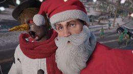 Dead Rising 4 Christmas Santa Claus DLC