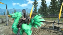 Final Fantasy 15 Chocobo Pears