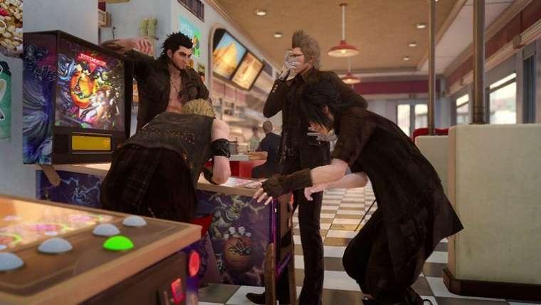 Final Fantasy 15 Justice Monster 5 Shut Down
