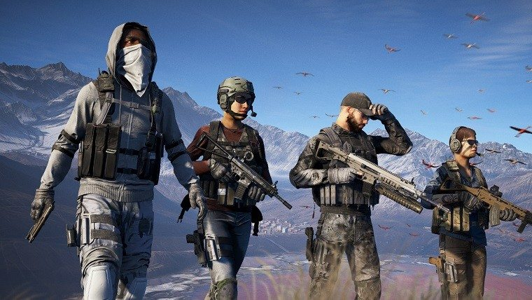 Tom Clancy's Ghost Recon Wildlands Mission Briefing