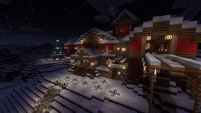 Minecraft's Festive Mash-Up 2016 DLC Now Available