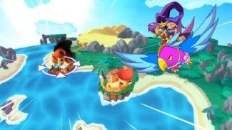 Shantae: Half-Genie Hero Gets A Launch Date Announcement Trailer