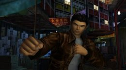 Shenmue 3 full-scale production