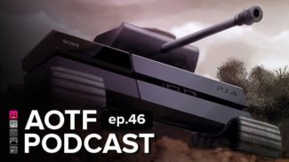 PS4 Wins November and is the Nintendo Switch Even Real? AOTF Podcast #46