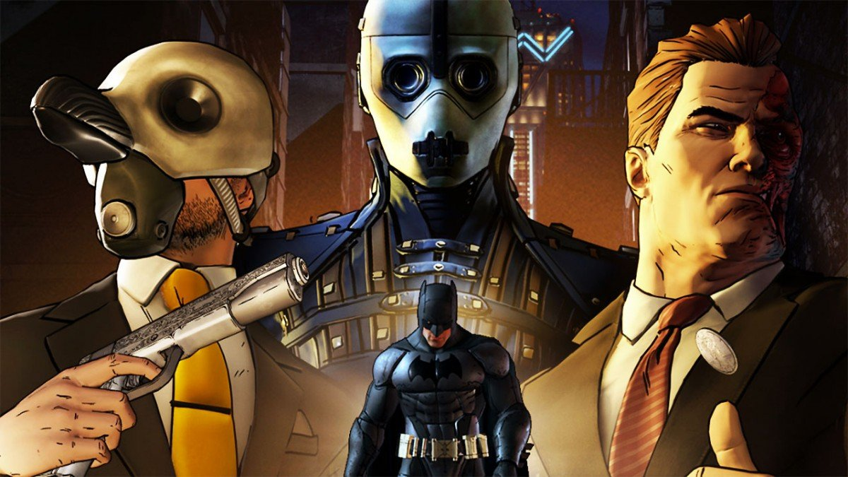 Batman: The Telltale Series Episode 5 Review Reviews  Telltale Batman - The Telltale Series batman