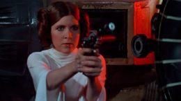 Princess Leia Actress Carrie Fisher Sadly Passes Away