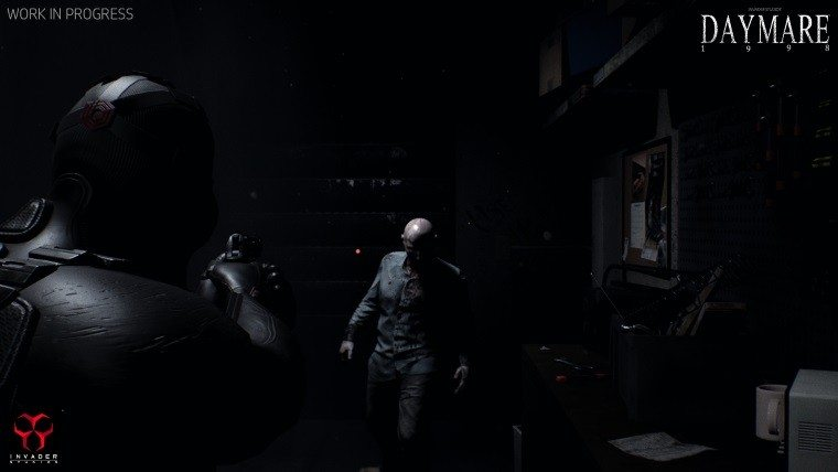 Daymare: 1998 Looks to Bring Back Classic 90's Survival Horror in First Gameplay Trailer News  Resident Evil 7 Resident Evil 2 Resident Evil Daymare: 1998