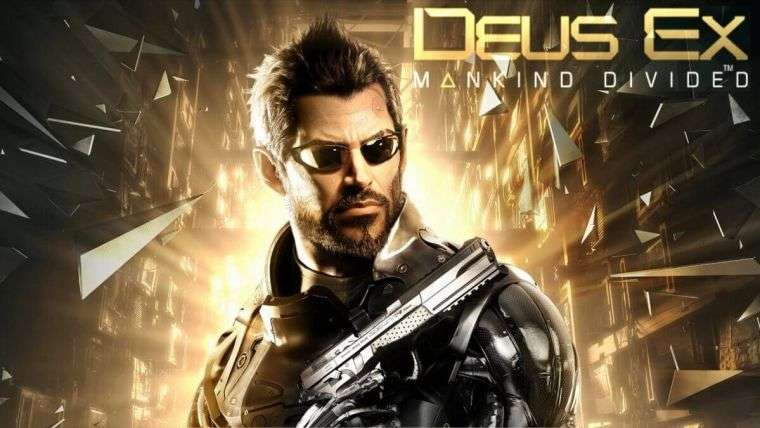 Square Enix Deus Ex: Mankind Divided