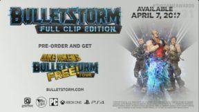 Bulletstorm: Full Clip Edition Release Date Announced; Duke Nukem Playable