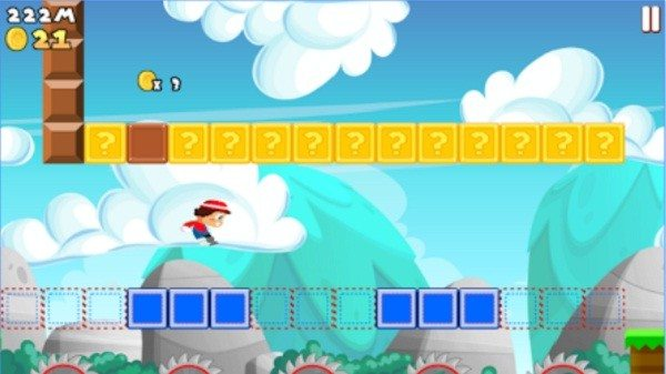 a fake super mario run game is released on android attack of the