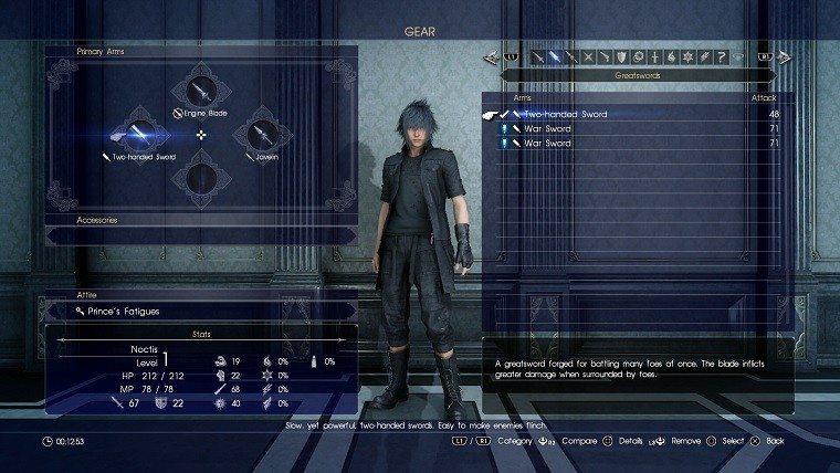 Final Fantasy XV Review Reviews  Final Fantasy XV Final Fantasy 15