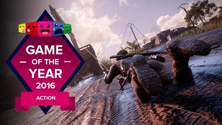 The Best & Worst Games of 2016 Articles  XCOM 2 Worst Games of 2016 Uncharted 4 The Witness The Last Guardian Overwatch No Man's Sky Inside Gears of War 4 Forza Horizon 3 Final Fantasy XV DOOM Dishonored 2 Best Games of 2016
